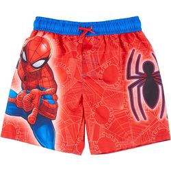 Marvel Toddler Boys Spider-Man Swim Shorts