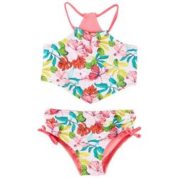 Tommy Bahama Baby Girls Paradise Please Tankini Swimsuit