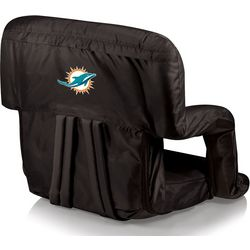 Miami Dolphins Ventura Stadium Seat by Picnic Time