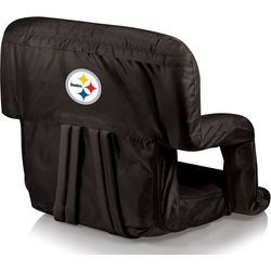 Pittsburgh Steelers Ventura Stadium Seat by Picnic Time