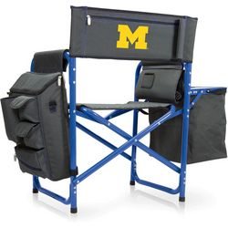 Michigan Wolverines Fusion Chair by Picnic Time