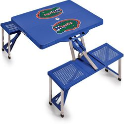 Florida Gators Folding Picnic Table by Picnic Time