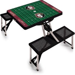 Florida State Folding Picnic Table by Picnic Time