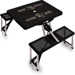 UCF Knights Folding Picnic Table by Picnic Time