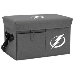 Tampa Bay Lightning Ottoman Portable Cooler