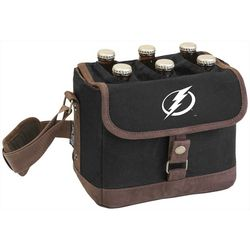 Tampa Bay Lightning Beer Caddy Cooler Tote