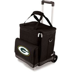 Green Bay 6 Bottle Wine Tote by Picnic Time