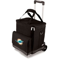 Miami Dolphins 6 Bottle Wine Tote by Picnic Time