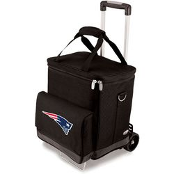 New England Patriots 6 Bottle Wine Tote by