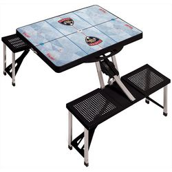 Florida Panthers Portable Folding Picnic Table
