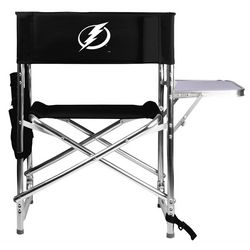 Tampa Bay Lightning Folding Sports Chair