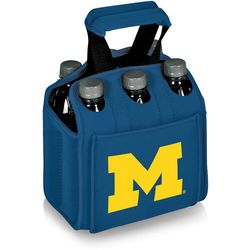 Michigan Six Pack Insulated Carrier by Picnic Time
