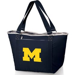 Michigan Topanga Cooler Tote Bag by Picnic Time
