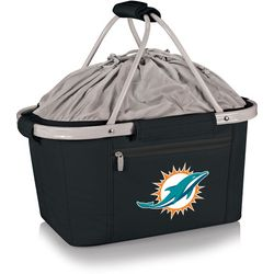 Miami Dolphins Metro Basket Tote