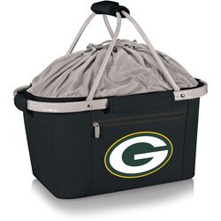 Green Bay Packers Metro Basket Tote by Picnic