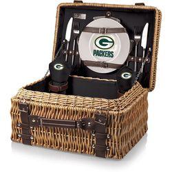 Green Bay Packers Picnic Basket