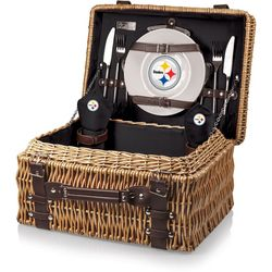 Pittsburgh Steelers Picnic Basket