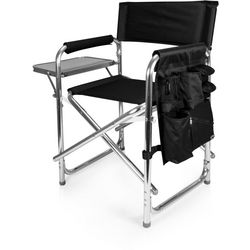 Picnic Time Solid Sports Chair