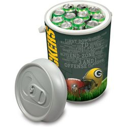 Green Bay Packers Mega Can Cooler by Picnic Time