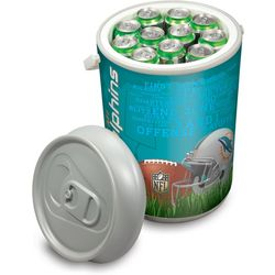 Miami Dolphins Mega Can Cooler by Picnic Time