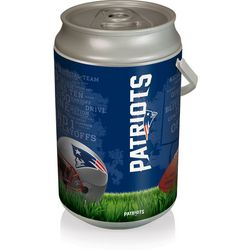 New England Patriot Mega Can Cooler by Picnic Time