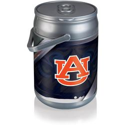 Auburn Black Can Cooler by Picnic Time