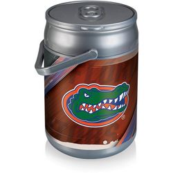 Woodgrain Can Cooler by Picnic Time