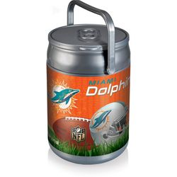 Miami Dolphins Can Cooler by Picnic Time