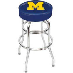 University of Michigan Barstool by Imperial