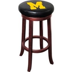 Michigan Wooden Barstool by Imperial