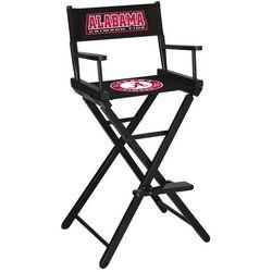 Alabama Bar Height Directors Chair