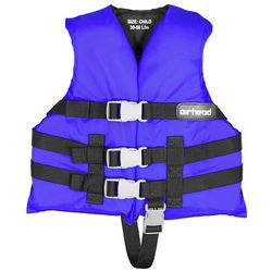 Airhead Nylon Child Open Side Life Vest