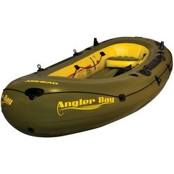 Airhead Angler Bay Six Person Inflatable Boat