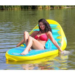Sportsstuff Banana Beach Inflatable Lounge