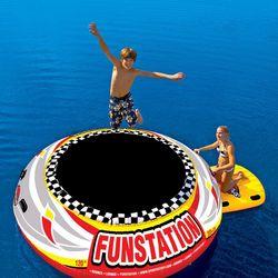 Sportsstuff 10' Funstation Inflatable Trampoline