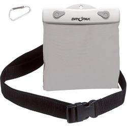 Dry Pak White/Grey Nylon Belt Pack