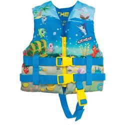 Airhead Treasure Chest Child Life Vest