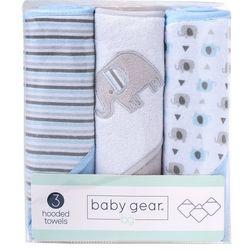Baby Gear Baby Boys 3-pk. Elephant Hooded Towel Set