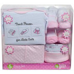 Baby Gear Baby Girls 5-pk. Boxed Gift Set