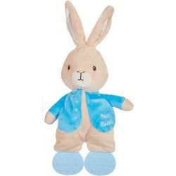 Beatrix Potter Baby Peter Rabbit Plush Teether & Rattle Toy