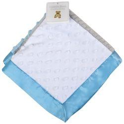 Baby Essentials Baby Boys Snuggler Ripple Blanket