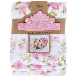 Baby Essentials Baby Girls 2-pc. Photo Op Princess