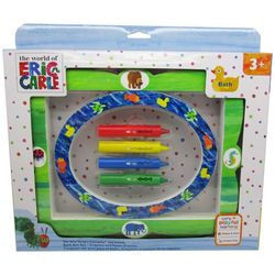 Kids Preferred The Very Hungry Caterpillar Bath Art Set