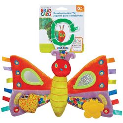 Kids Preferred Eric Carle Butterfly Developmental Toy