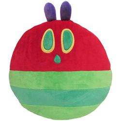 Kids Preferred Eric Carle Caterpillar Plush Pillow