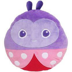 Kids Preferred Eric Carle Ladybug Plush Pillow