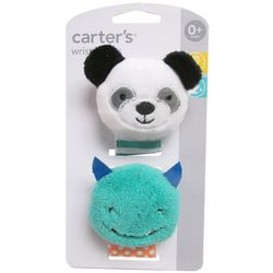 Carters Baby Boys 2-pk. Panda & Monster Wrist Rattles