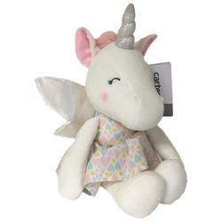 Carters Unicorn Fairy Plush Toy