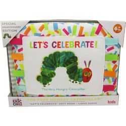 Eric Carles The Very Hungry Caterpillar Soft Book