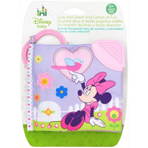 Disney Minnie Mouse Soft Activity Storybook